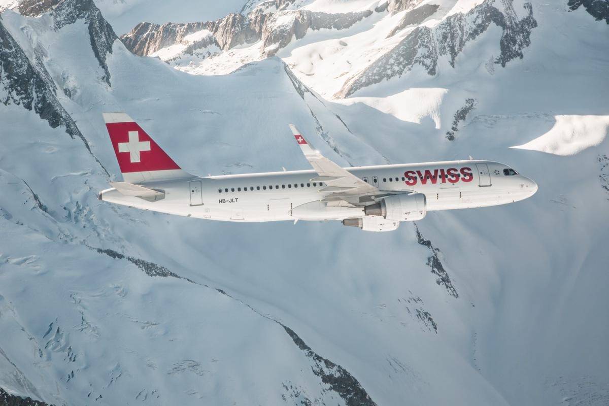 ニュース画像 1枚目:SWISS A320