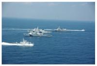 ニュース画像:海上保安庁とインド沿岸警備隊、長官級会合と日印連携訓練を実施