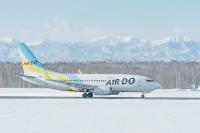 ニュース画像:AIRDO、3月29日搭乗分から特典航空券のスキップサービス開始