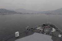 ニュース画像:第1潜水隊群、米海軍潜水母艦「エモリー S.ランド」訪日でホスト