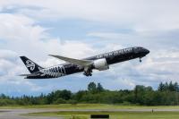 ニュース画像:ニュージーランド航空、10月にオークランド/ニューアーク線を開設