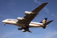 ニュース画像:関空/シンガポール線にA380投入 2020年12月1日から