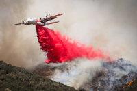 ニュース画像:コールソン・アビエーションのEC-130Q、豪で消火活動中に墜落