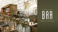 ニュース画像:チューリッヒ空港、「センター・バー・アンド・キッチン」が営業再開