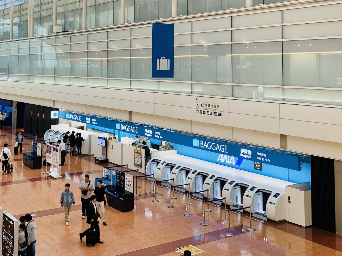 羽田 空港 第 二 ターミナル 国際線