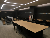 ニュース画像:庄内空港、有料専用ラウンジ「to plads」がプレオープン
