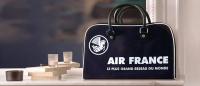 ニュース画像:エールフランス、ヴィンテージ・コレクションの新バッグを発売