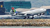 ニュース画像:南アフリカ航空、A350導入に伴い9機のワイドボディ機を売却へ