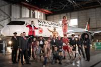 ニュース画像:エア・カナダ、シルク・ドゥ・ソレイユと独占提携