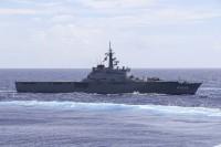 ニュース画像:海自の輸送艦「くにさき」、2月1日と2日に釧路港で一般公開