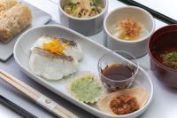 ニュース画像:JAL、2月の国内線ファースト機内食は琉球料理 オリオンドラフトも