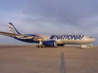 ニュース画像:ナショナル・エアラインズ、初のA330-200受領 5月に国際線投入