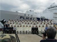 ニュース画像:巡視船「しゅんこう」、2月4日に引渡式