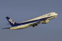 ニュース画像:武漢からの邦人帰国チャーター便、ANAのJA607Aが現地へ