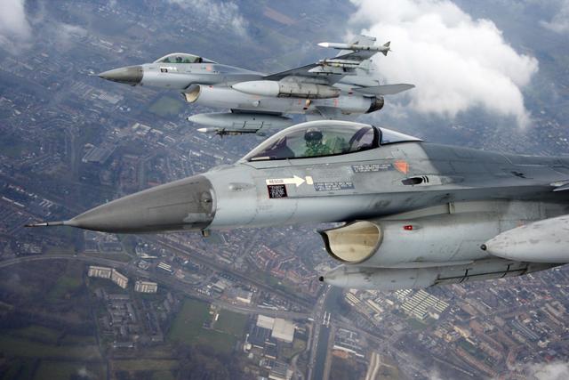 ニュース画像 1枚目:オランダ空軍 F-16