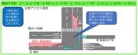 ニュース画像:羽田空港、工事に伴い環状八号線で夜間規制 2月は25日間