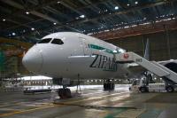 ニュース画像:ZIPAIR、機長と副操縦士を採用 2020年度入社で30名程度
