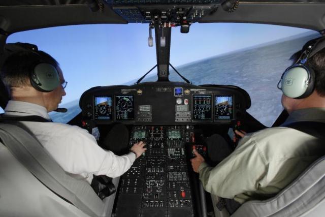 ニュース画像 1枚目:AW139訓練イメージ