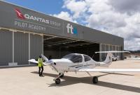 ニュース画像:カンタス航空、トゥーンバに新パイロット・アカデミーを正式オープン