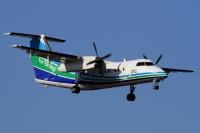 ニュース画像:オリエンタルエアブリッジ、7月入社のDHC-8-200副操縦士を募集