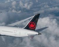 ニュース画像:エア・カナダ、カナダ発着の北京、上海線を2月末まで運休