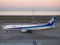 ニュース画像:邦人帰国チャーター第3便、ANAのJA607Aが再び武漢へ