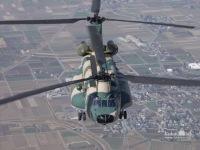 ニュース画像:新田原基地、2月1日にCH-47が休日飛行、3日と4日に夜間飛行訓練