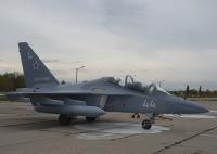 ニュース画像:ロシア空軍クラスノダール航空学校、Yak-130を受領