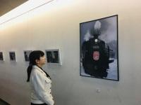 ニュース画像:釧路空港、写真展「釧路冬紀行~SL冬の湿原号の記憶~」 開催中