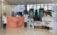 ニュース画像:空飛ぶ捜索医療団ARROWS、武漢へ医療支援物資を輸送