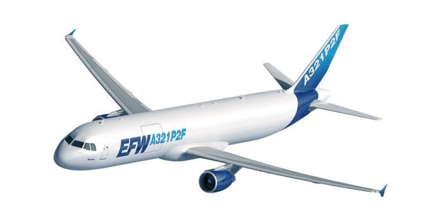 ニュース画像 1枚目:A321P2F