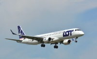 ニュース画像:アズール、ERJ-195をLOTポーランドと米の航空会社へサブリース