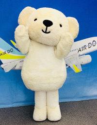 ニュース画像:AIRDO、神戸空港開港14周年記念イベントに参加 グッズ販売など
