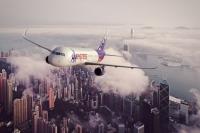 ニュース画像:長崎発着の香港と上海線、2月から3月に一部便で欠航