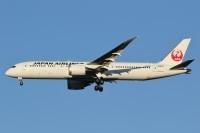 ニュース画像:日本の航空機登録、1月はJALの787-9など6機を新規登録
