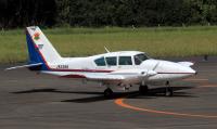 ニュース画像:日本で最後のパイパーPA-23「JA5266」が抹消