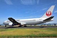 ニュース画像:JAL、767-300「JA8975」を抹消 1月15日付け