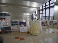 ニュース画像 1枚目:3つの日本遺産のまち 鶴岡 PR展示