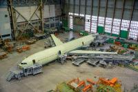 ニュース画像:イリューシン、IL-96-400Mプロトタイプの最終組立を開始