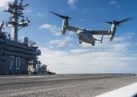 ニュース画像:アメリカ海軍、CMV-22Bを受領