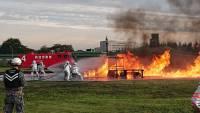 ニュース画像:入間基地、2月13日にピットファイヤー訓練 飛行場火災を想定