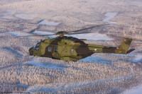 ニュース画像:エアバス・ヘリ、フィンランド陸軍へNH90 TTH 20機を完納
