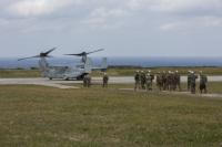 ニュース画像:岩国基地所属のMWSS-171、日本原演習場で3月8日から単独訓練