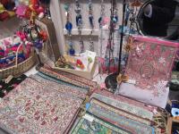 ニュース画像:長崎空港、2月18日まで「長崎手作り雑貨フェア」 トルコ雑貨など販売