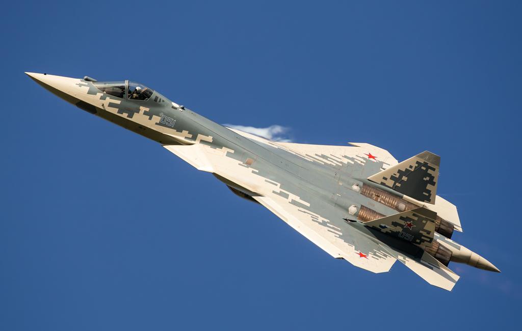 ニュース画像 1枚目:Су-57