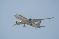 ニュース画像:航空局、羽田新飛行経路の実機飛行の確認終了 南風で計765便