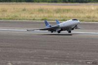 ニュース画像:エアバス、翼胴一体のスケールモデル実験機「マヴェリック」を披露