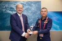 ニュース画像:エアバス・ヘリコプターズ、タイ空軍からH135を受注 訓練任務で運用