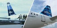 ニュース画像:ジェットブルー、運航開始から20周年 今年はヨーロッパ路線に進出