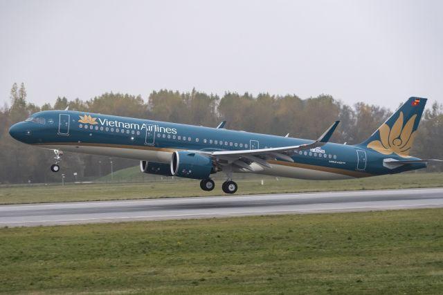 ニュース画像 1枚目:ベトナム航空 A321neo